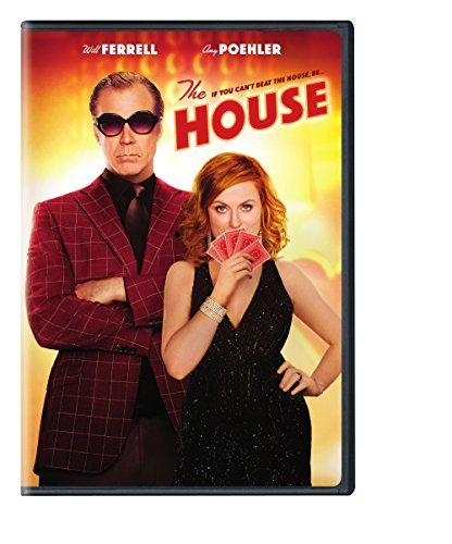 The House Ferrell Poehler DVD R