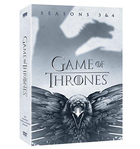 Game Of Thrones/Season 3/Season 4@DVD