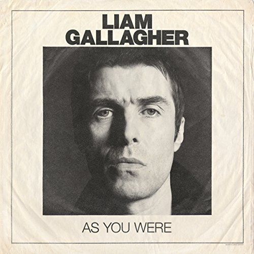 Liam Gallagher As You Were (white Vinyl) Explicit Version