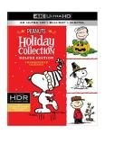Peanuts Holiday Collection 4khd