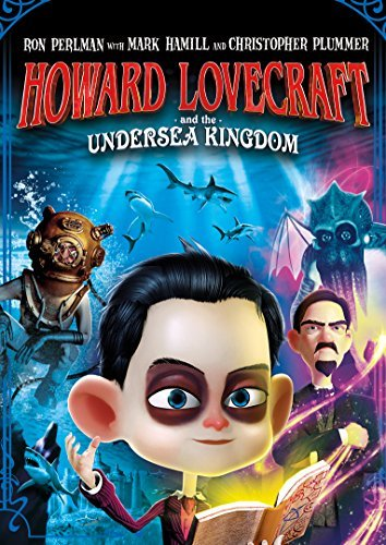 Howard Lovecraft & The Undersea Kingdom Howard Lovecraft & The Undersea Kingdom DVD Dc Nr