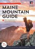 Carey Michael Kish Maine Mountain Guide Amc's Comprehensive Guide To The Hiking Trails Of 0011 Edition;