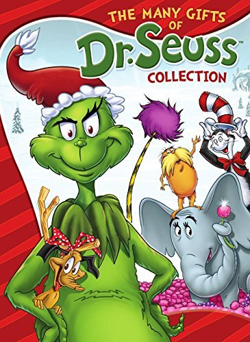 Dr. Seuss Many Gifts Of Dr. Seuss Collection DVD