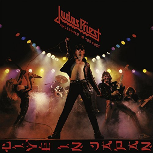 Judas Priest Unleashed In The East Live In Japan 180g Vinyl W Download
