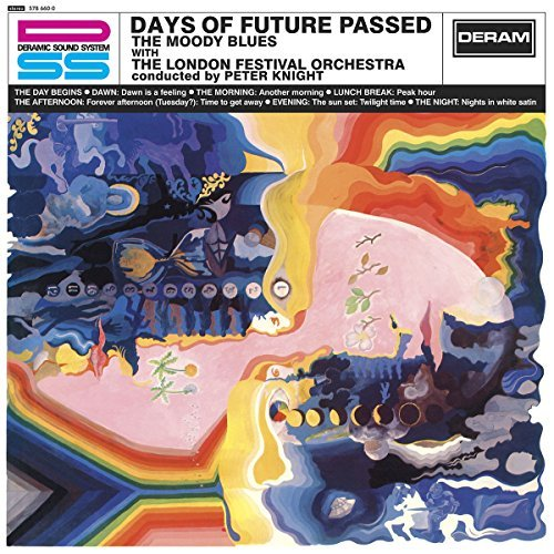 Moody Blues Days Of Future Passed 50th Anniversary 2 CD Dvdp Audio