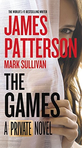 James Patterson The Games