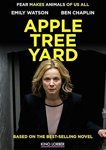 Apple Tree Yard Watson Chaplin DVD Nr