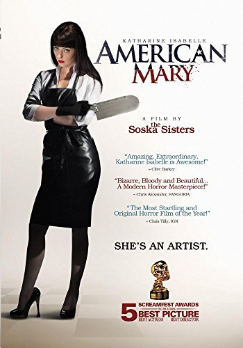 American Mary Isabelle Cupo DVD Mod This Item Is Made On Demand Could Take 2 3 Weeks For Delivery