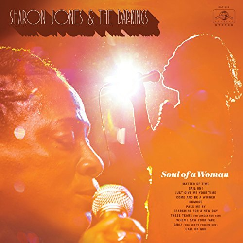 Sharon Jones & The Dap Kings Soul Of A Woman (indie Only Red Vinyl)