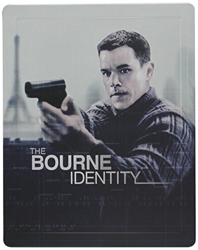 Bourne Identity Damon Potente Stiles Cooper Co