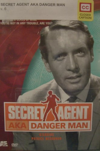 Secret Agent Aka Danger Man Vol. 6