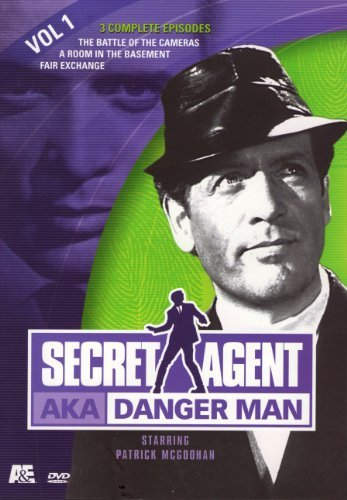Secret Agent Aka Danger Man Vol. 1