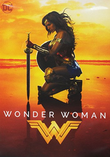 Wonder Woman (2017) Gadot Pine Wright