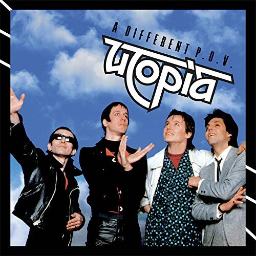 Utopia Different P.O.V. Limited Sky Blue Vinyl Edition