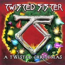 Twisted Sister Twisted Christmas Green Vinyl
