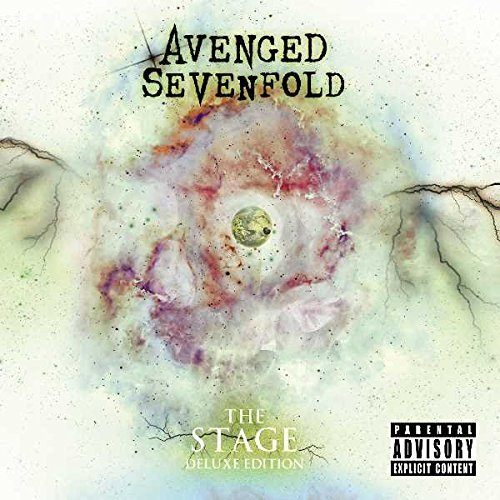 Avenged Sevenfold The Stage Deluxe Edition 4lp 4lp