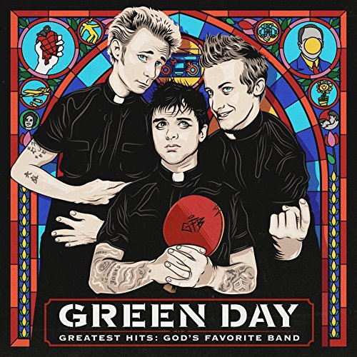 Green Day Greatest Hits God's Favorite Band Explicit Version