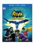 Batman Vs. Two Face Batman Vs. Two Face Blu Ray DVD Pg