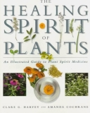Clare Harvey The Healing Spirit Of Plants An Illustrated Guide