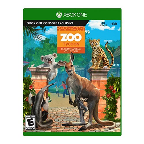 Xbox One Zoo Tycoon Ultimate Animal Collection