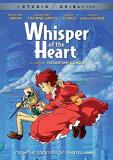 Whisper Of The Heart Studio Ghibli DVD G