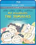 My Neighbors The Yamadas Studio Ghibli Blu Ray DVD Pg