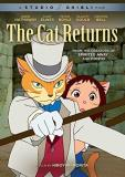 Cat Returns Studio Ghibli DVD G