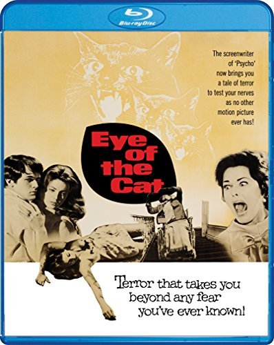 Eye Of The Cat Sarrazin Parker Blu Ray Nr