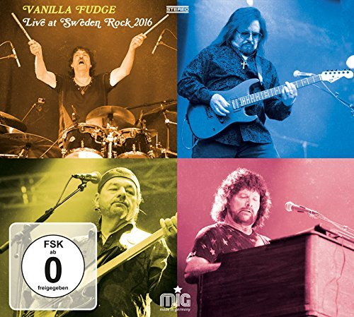 Vanilla Fudge Live At Sweden Rock 2016