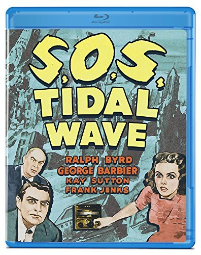 S.O.S. Tidal Wave Byrd Barbier Sutton Blu Ray Nr