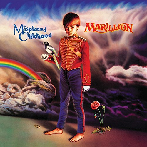 Marillion Misplaced Childhood 2017 Remaster