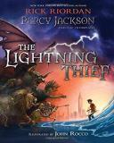 Rick Riordan The Lightning Thief Illustrated Edition Percy Jackson And The Olympians Book 1