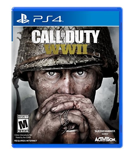 Ps4 Call Of Duty Wwii ***requires Internet***