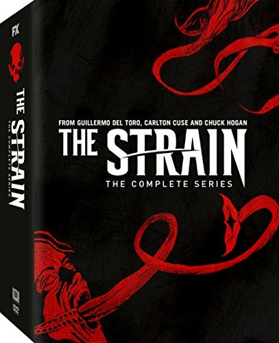 Strain Complete Series DVD