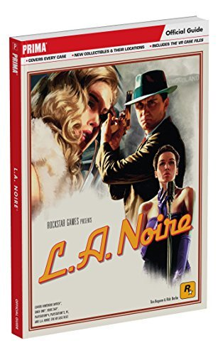 Prima Games L.A. Noire Prima Official Guide