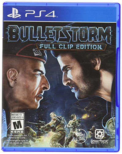 Bulletstorm Full Clip Editio Bulletstorm Full Clip Editio