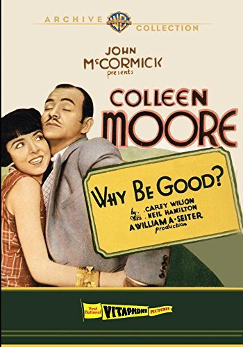 Why Be Good Why Be Good DVD Mod This Item Is Made On Demand Could Take 2 3 Weeks For Delivery