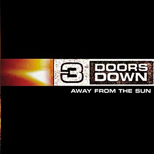 3 Doors Down Away From The Sun 2lp