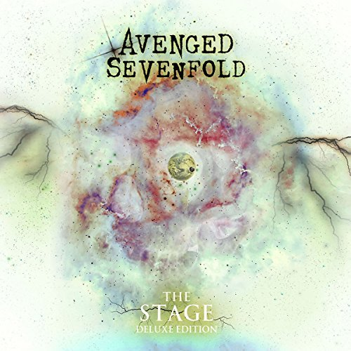 Avenged Sevenfold Stage 2 CD Deluxe Edition