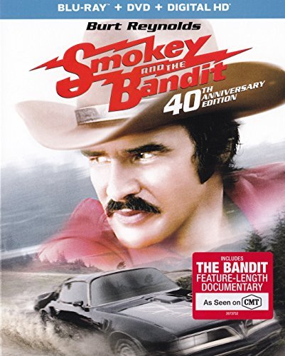 Smokey & The Bandit Reynolds Field 40th Anniversary Edition