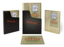 Nintendo Legend Of Zelda Encyclopedia (deluxe Edition)