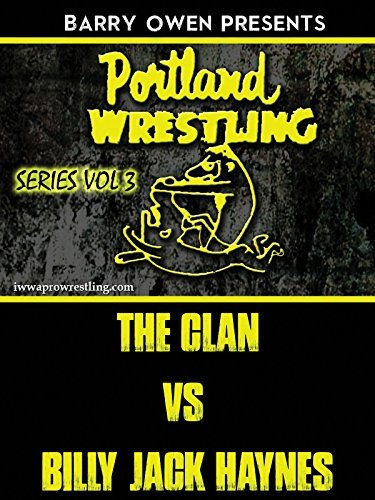 Barry Owen Presents Best Of Portland Wrestling Volume 3 DVD