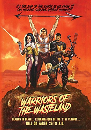 Warriors Of The Wasteland Williamson Prete DVD R