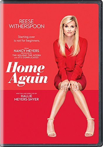 Home Again Witherspoon Sheen Bell DVD Pg13