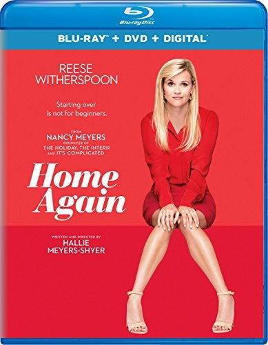 Home Again Witherspoon Sheen Bell Blu Ray DVD Dc Pg13