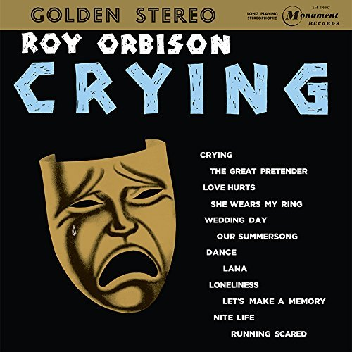 Roy Orbison Crying 2 Lp 200 Gram 45 Rpm