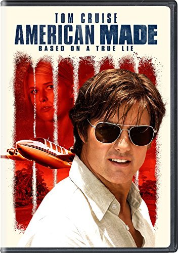 American Made Cruise Gleeson Wright DVD R