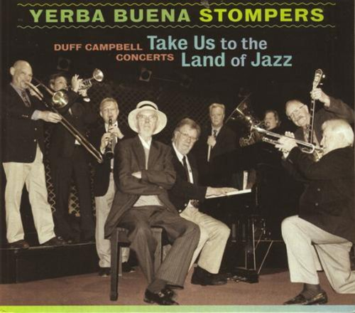 Yerba Buena Stompers Take Us To The Land Of Jazz Du