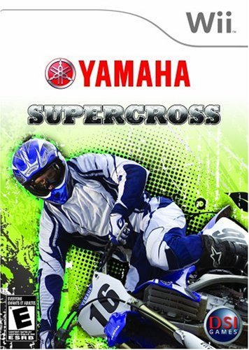 Wii Yamaha Supercross Zoo Games Inc. Fka Destination E