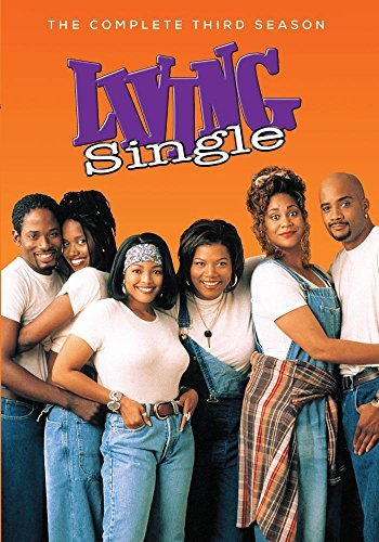 Living Single Season 3 DVD Mod This Item Is Made On Demand Could Take 2 3 Weeks For Delivery